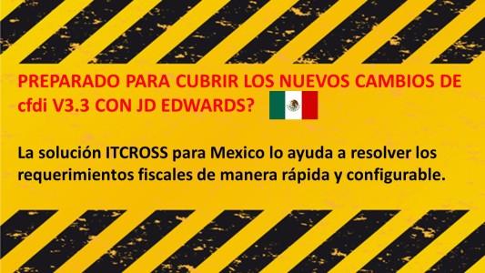 Solución ITCROSS Mexico