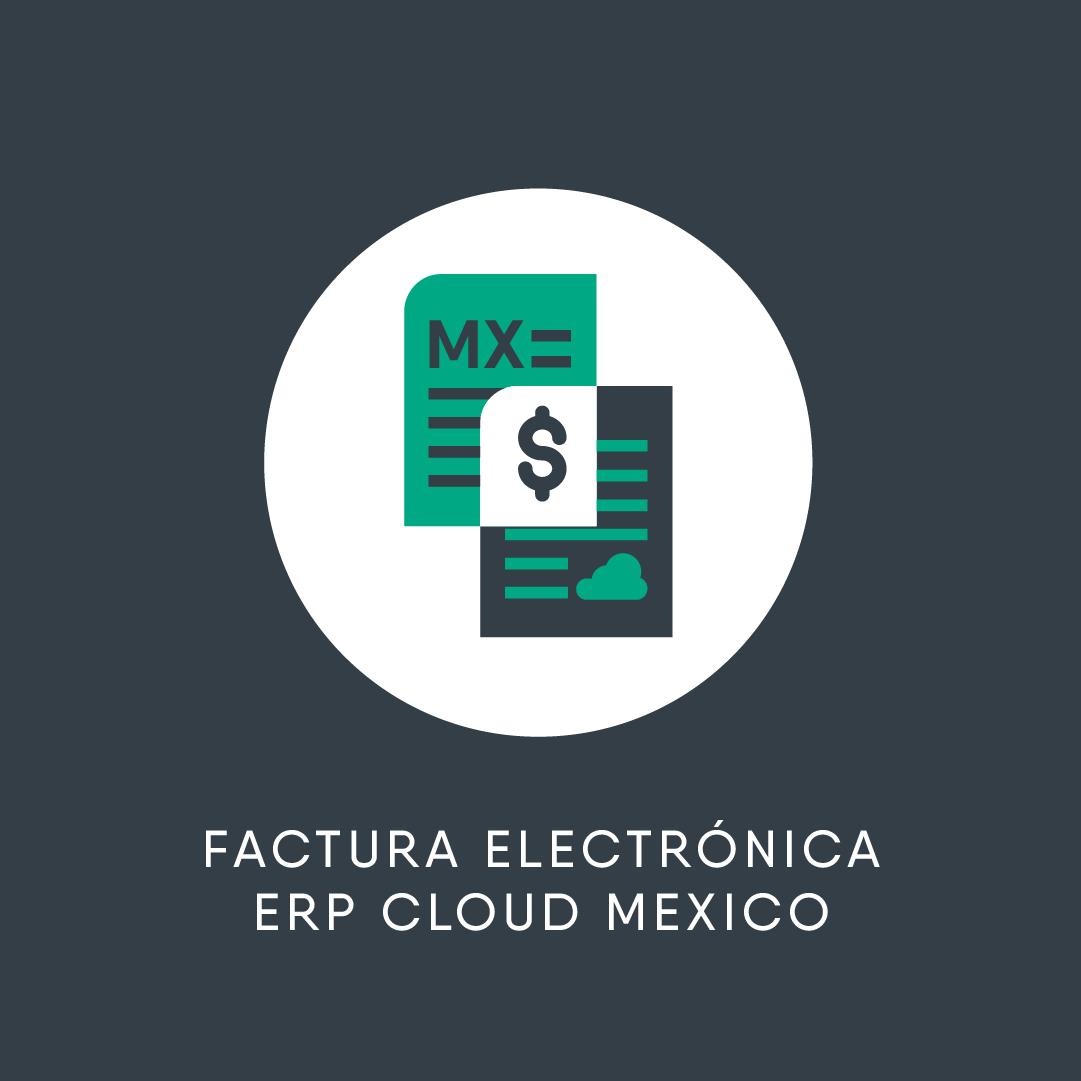 ITCROSS - FACTURA ELECTRÓNICAERP CLOUD MÉXICO.